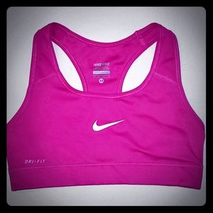 Youth Girls/Juniors NIKE PRO Sports Bra, Sz. XSma